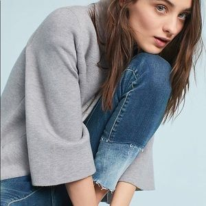 Anthropologie Pilcro High-Rise Skinny Ankle Jeans